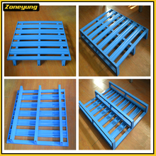 Durable heavy duty steel pallet