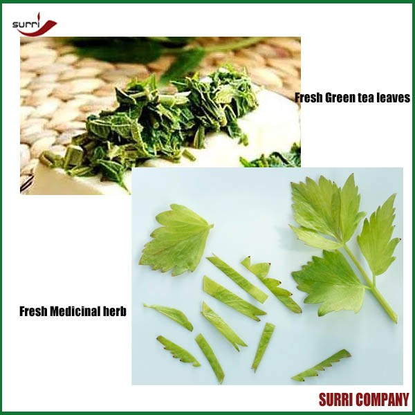 Sr-C220 tobacco leaves cutter machine