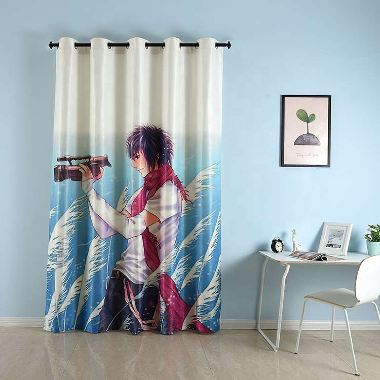Living latest curtain fashion designs decorative door bedroom living room curtain