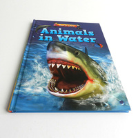 Hardcover Book Printing Service in China for Children Book Printing