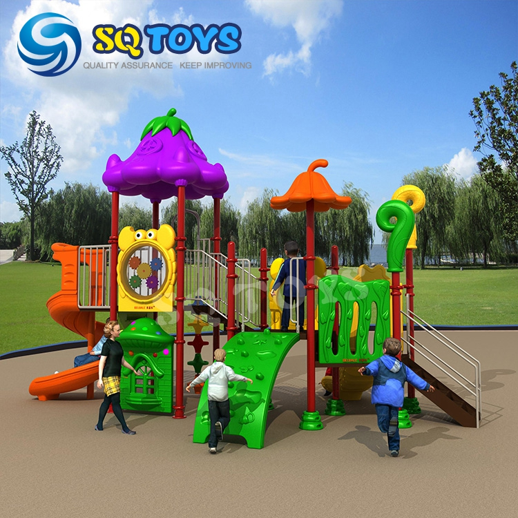 backyard playground accessories lldpe plastic steel backyard kids