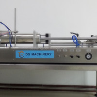 Pharmaceutical Syrup Filling Machine Beverage And