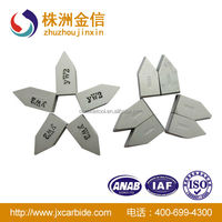 Tungsten Insert Cemented Carbide Brazed Carbide