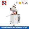 Made in china and high quality plastic single head welding machine