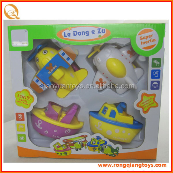 4 styles novelty friction power kids plastic transportation vehicles toys OT54975106