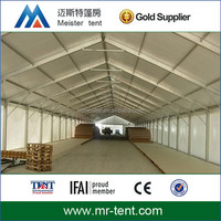 Large span industrial storage tent warehouse tent