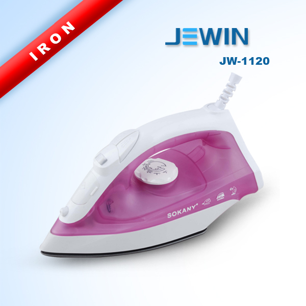 JW-1120 series standing laundry electric steam press iron