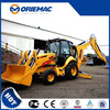 tractor with loader and backhoe CHENGGONG 866HTC new backhoe loader prices