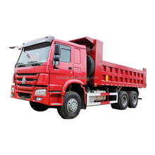 HOWO 6x4 336HP 16m3 used hyva tipper dump truck for sale