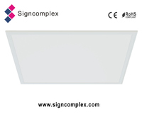 china ultra slim square led panel light lamp 2ft*2ft 36W
