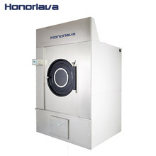 100kg Industrial LPG Gas Hotel Laundry Tumble Dryer Machine