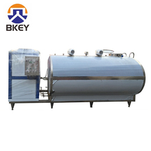 Fresh Milk Stainless Steel Cooling Tank