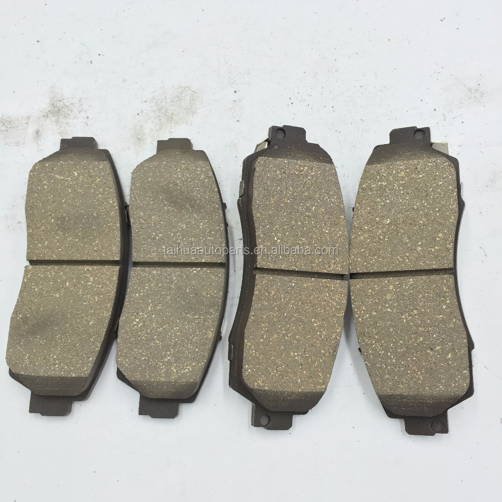 Brake pads for ROEWE 350 MG High Carbon Semi-metal material auto parts