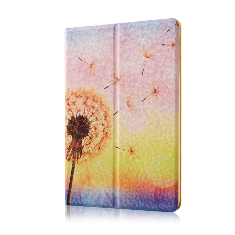 Colorful Cute Lovely pattern Universal Protective kid proof Ultra thin case kids double fold cover for ipad mini2
