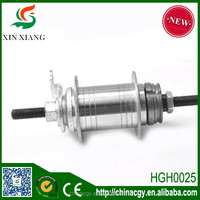 Hot sale new design chosen alloy road front& rear wheel hub, wheels components