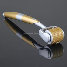 Factory Direct Wholesale ZGTS 192 Derma Roller with Titanium Needles