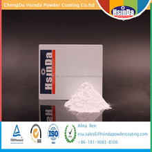 Non Toxic Decorative High Gloss White Dry Powder Paint Powder Coating