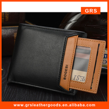 Bogesi-7211, Original Guangzhou Bogesi brand Fahion passport Mens Leather Wallet/Luxury Credit Card purse
