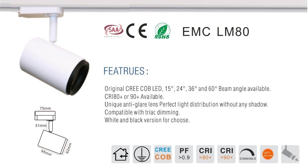 12W led theater spotlights for sale