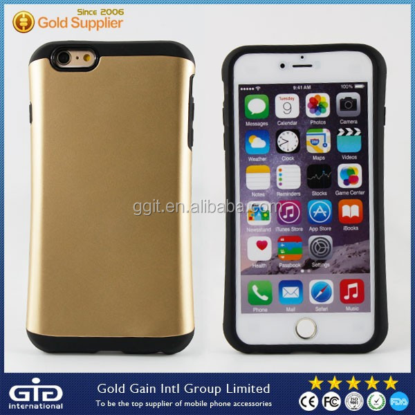 New Products For 2015 Smart Phone Case For Apple For iPhone 6 Plus