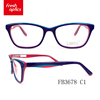 Latest Model Guaranteed Quality CE Unisex New Stylish Acetate Spectacle Frame Eyeglasses