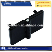 Investment casting hinges for folding door