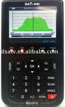 DVB-S2 Satellite Finder Meter with Real Time Spectrum Analyzer 6912