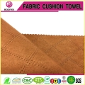 Fashionable good quality fabric embroider suede fabric for curtain