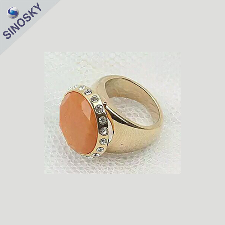 Hot Selling Wholesale Alloy Beautiful Finger Jewelry Ring