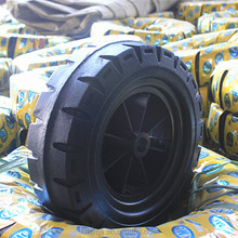 Wheel Barrow 16 inch Solid Rubber Wheel 16x4.00-8 Factory
