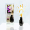 natural looking rattan reed sticks,ceramic flower reed diffuser