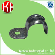 hot dipped galvanized gi steel half saddle