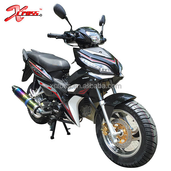 Fully Automatic Transmission 120CC CUB Motorcycles 120cc Motorbike 120cc woman bike 120cc Motocicletas For Sale EAG120i