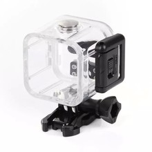 Go pro Heros 4 Session Waterproof housing case for Gopros Hero4 session accessories