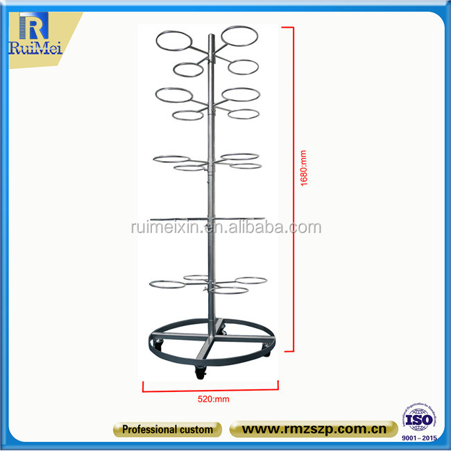 New Products Of Metal Racks For Shops Of Bowling Ball Rack