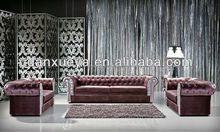 DanXueYa popular American design furniture sofa set high end sex furniture best sale cheap price bedroom sofa
