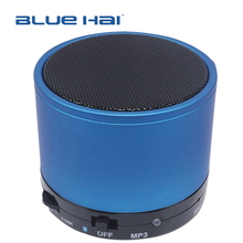 Promotional Gifts Mini Bluetooth Speaker Compatible Mobile/Computer/MP3/MP4