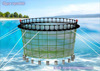Recreation fishery facilities/floating cage, HPDE aquaculture farming equipment, HPDE attrezzature agricole acquacoltura