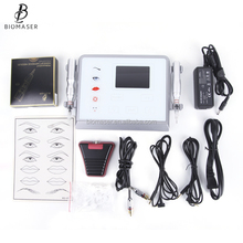 12V Coreless Motor 5 Mode Touch Screen Digital eyebrow permanent makeup machine kit