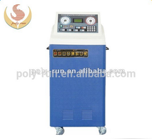 A/C R134a car air condition service refrigerant handling system Full Automatic Refrigerant Recovery Recycling Recharging Machine
