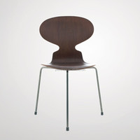 Ant plywood chair/Modern design wood chair/dining room home furniture