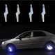2016 High Quality Fancy car wheel light animation Programmable DIY LED Car Wheel Light