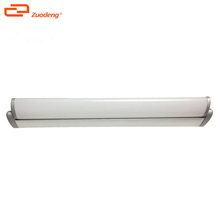 silver color hot low price wall cosmetic table led mirror light bathroom