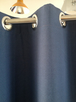 Polyester blackout curtain Cheap blackout curtain blackout fabric for curtain