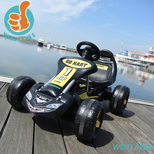 Alibaba trade assurance kids electric go kart for sale with pedal and music WDTL6288
