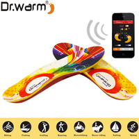 Dr. Warm Smart Phone Heated Insole hunting insole ice fishing heating insoles