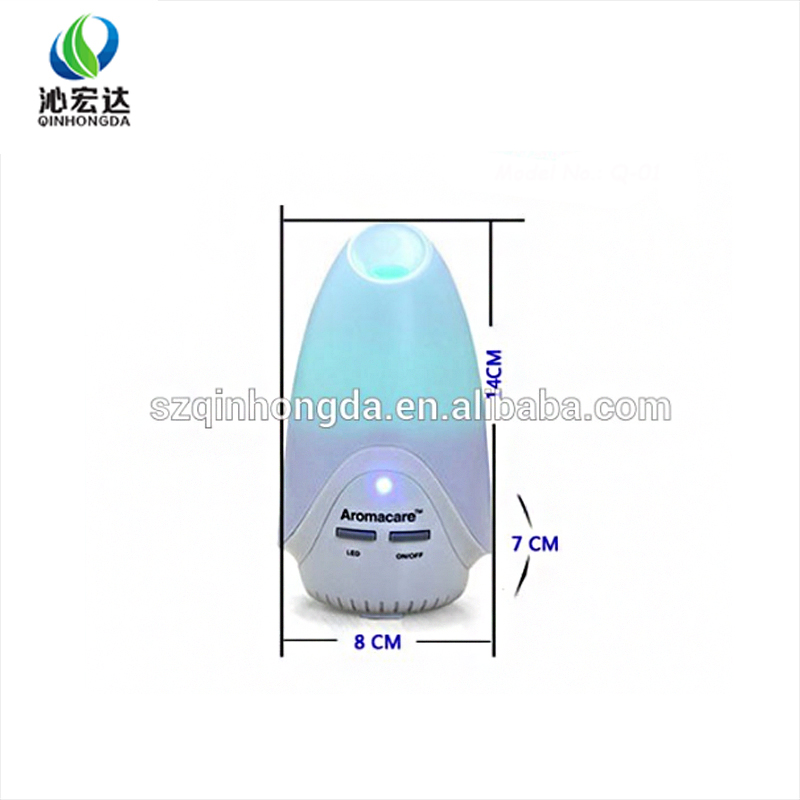 USB installation mini home use ultrasonic humidifier
