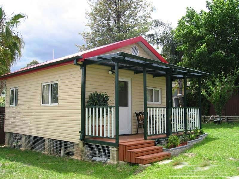 Professional prefabricated house used price for South Africa