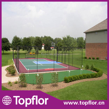 Portable Outdoor PVC Basketball Sports Gym Flooring