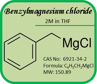 CAS No. 6921-34-2 Grignard Reagents- Benzylmagnesium chloride 2M in THF